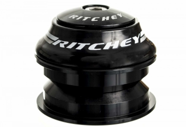 jeu de direction ritchey semi integre 1 1 8 noir