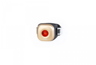 lampe arriere knog blinder mini dot or