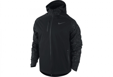 veste impermeable homme nike hypershield flash noir