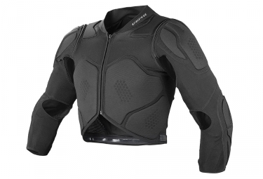 dainese veste de protection rhyolite jacket soft noir