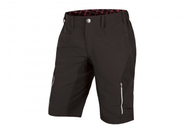 short endura singletrack iii noir