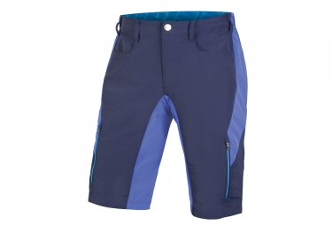 short endura singletrack iii bleu