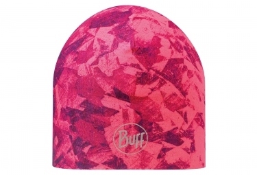bonnet buff double layers rose