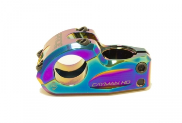 potence top load pride cayman hd diametre cintre 31 8mm oil slick