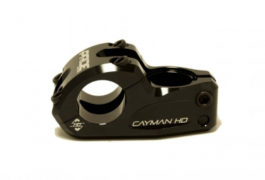 potence top load pride cayman hd diametre cintre 31 8mm noir