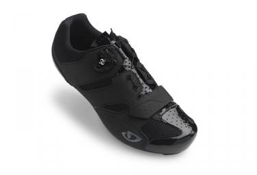paire de chaussures giro 2017 savix noir mat