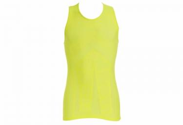 maillot sans manches biotex ultralight jaune