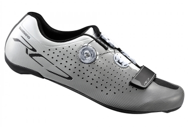 chaussures route shimano rc700 blanc