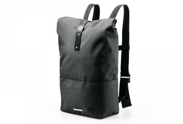 sac a dos brooks hackney utility gris noir