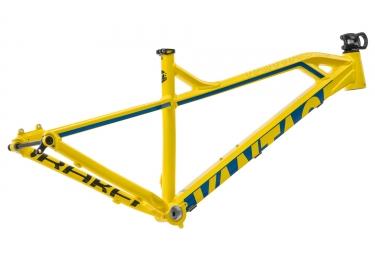 cadre vtt mondraker 2017 vantage r jaune bleu
