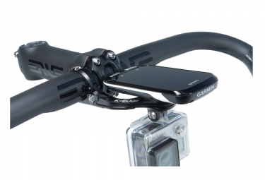 k edge support garmin combo mount xl noir