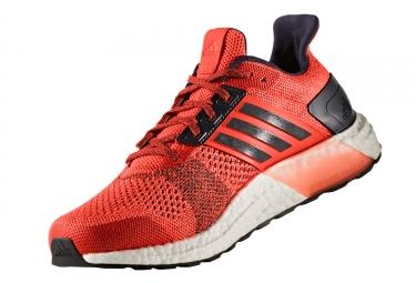 adidas running ultra boost st orange homme