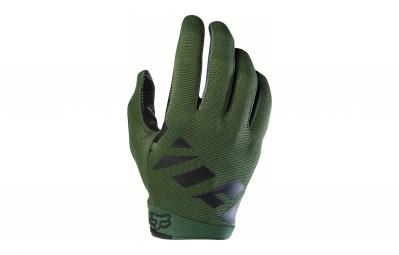 gants longs fox ranger vert