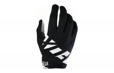 gants longs fox ranger noir