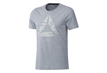maillot homme reebok workout gris