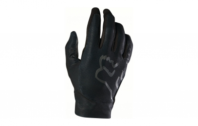 gants longs fox flexair noir