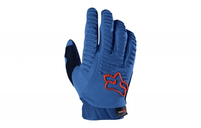 gants longs fox legion bleu