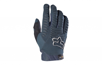 gants longs fox legion gris