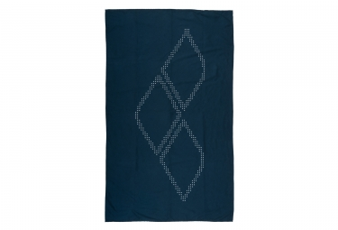 serviette de bain arena halo bleu
