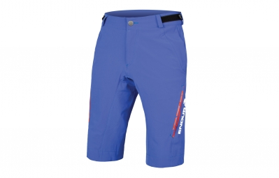short endura singletrack lite bleu