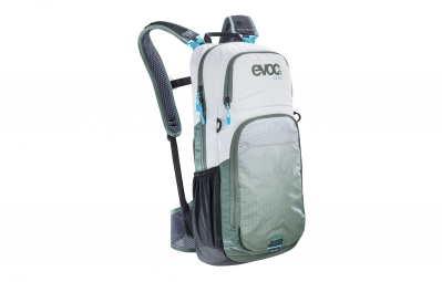 evoc sac hydratation cross country cc 16l blanc vert