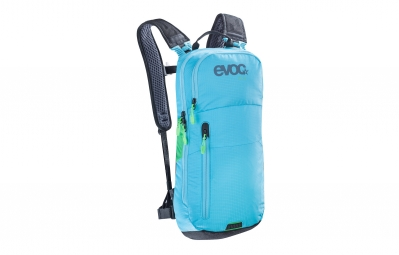 evoc sac hydratation cross country cc 6l bleu