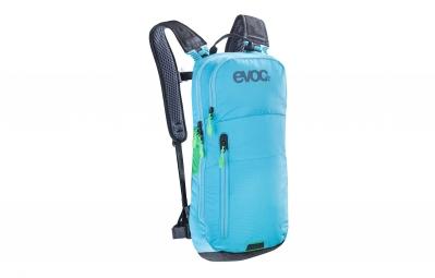 sac hydratation evoc cross country 6l bleu