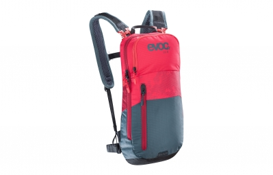 evoc sac hydratation cross country cc 6l rouge gris