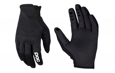gants longs poc index air noir