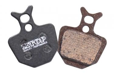 a2z xtop paire de plaquettes formula oro organique noir
