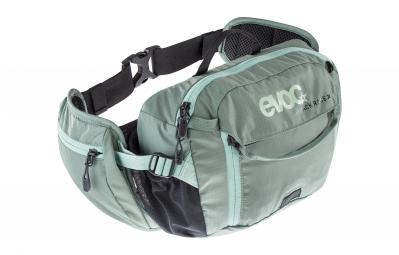 ceinture hydratation evoc hip pack race 3l vert poche a eau 1 5l