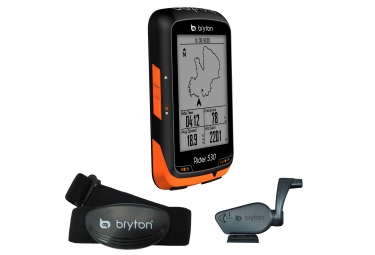 bryton compteur gps rider 530t
