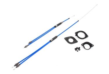 kit rotor vocal bmx retro bleu