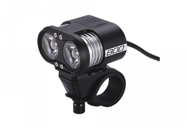 eclairage avant bbb scope 800 lumen noir