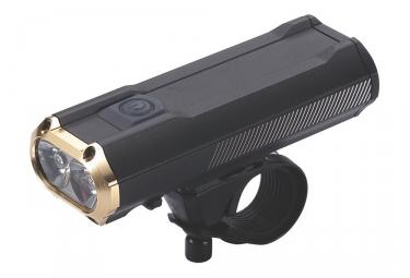 eclairage avant bbb sniper 1200 lumens noir