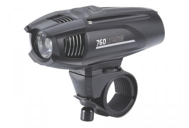 eclairage avant bbb strike 760 lumens noir