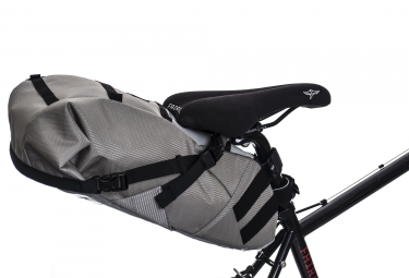 sacoche de selle miss grape cluster 20l gris