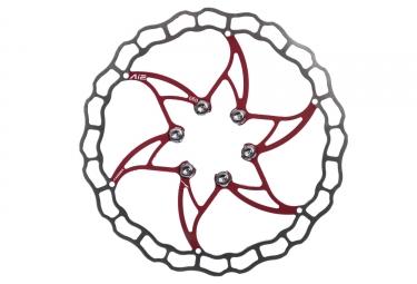 disque de frein ashima ai2 aro rouge
