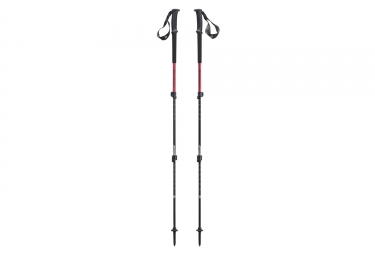 batons de marche black diamond trail back trekking poles 63 5 140cm