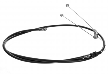odyssey cable de frein quick slick long noir