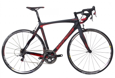velo de route viper galibier sram red 22 compact gris rouge