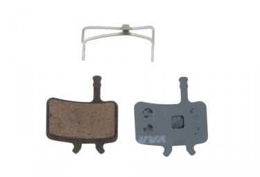 paire de plaquettes var avid promax organique ceramic