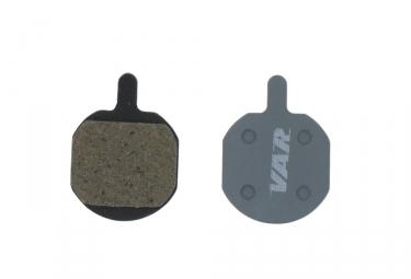 paire de plaquettes var hayes mx 2 mx 3 mx 4 gx2 sole organique ceramic
