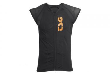 veste de protection sans manches tsg enduro d3o noir