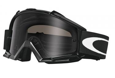 masque oakley proven mx noir gris ref oo7027 23