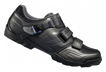 chaussures vtt shimano m089 large noir