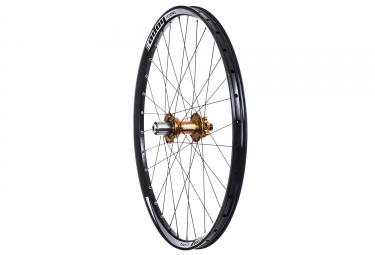 roue arriere hope tech dh pro 4 26 12x150mm corps shimano sram orange