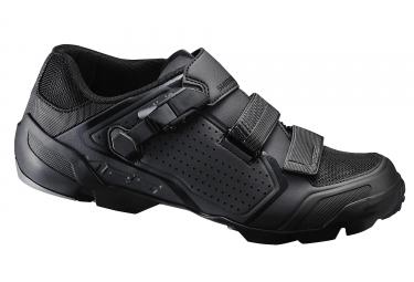 chaussures vtt shimano me500 noir 2017