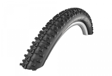 pneu vtt schwalbe smart sam 29 performance dual rigide tubetype noir