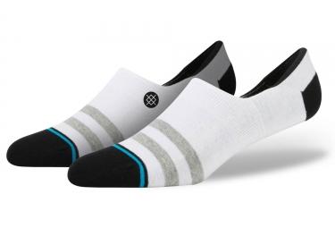 stance paire de chaussettes backstop blanc